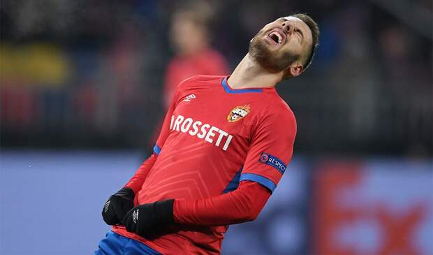 Влашич: «ЦСКА будет бороться за победу в РПЛ! Кубок я тоже хочу выиграть»