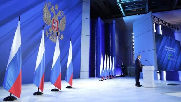 Путин рассказал о прикладных инструментах решения задач национального развития