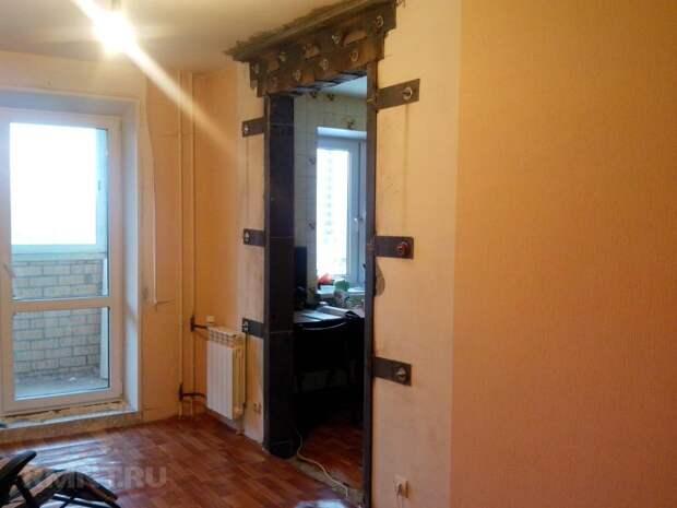 Как сделать проём в стене для окна или двери