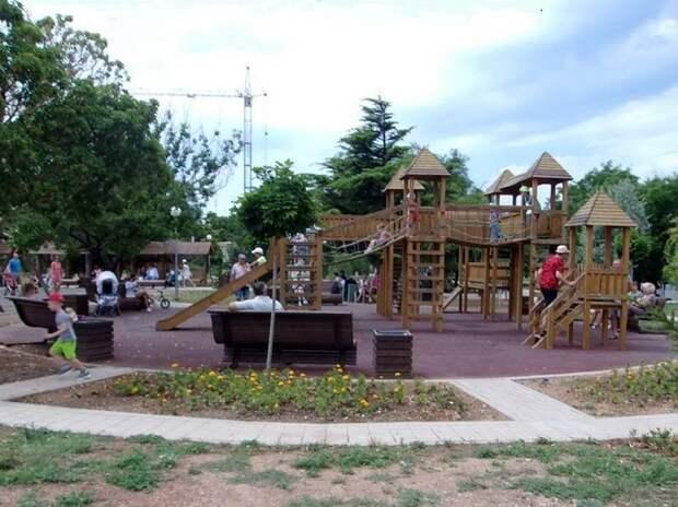Как выглядит сегодня парк, спасенный севастопольцами от застройки