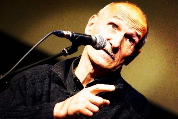 Пётр Мамонов - рок-музыкант, поэт, актёр.