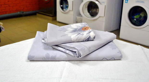 Способы замачивания и отбеливания постельного белья