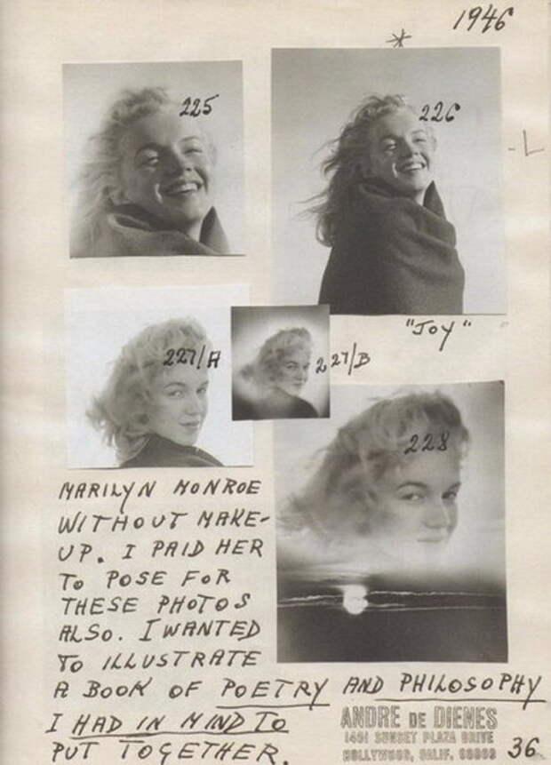 Мэрилин Монро. Кто и как разглядел в ней секс-символ.