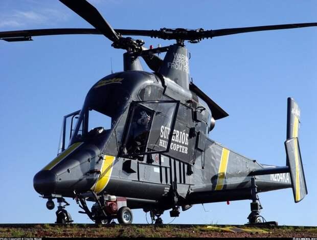 Беспилотная версия вертолёта Kaman K-MAX
