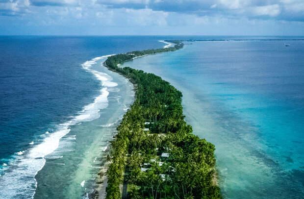 остров тувалу