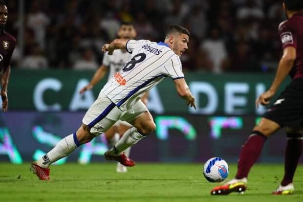 «Аталанта» минимально переиграла «Салернитану»