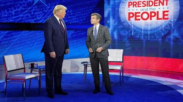 Трамп назвал самый сложный момент своего президентства