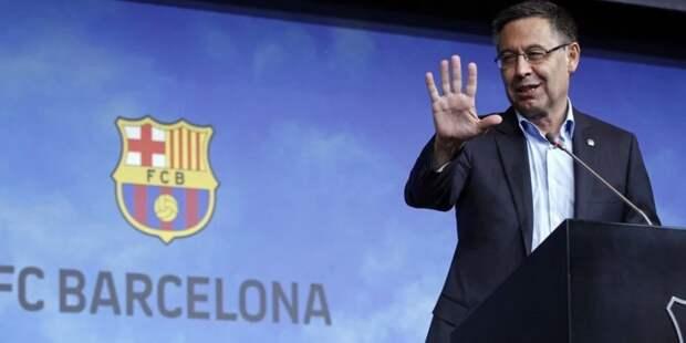 Экс-президент «Барселоны» Бартомеу арестован
