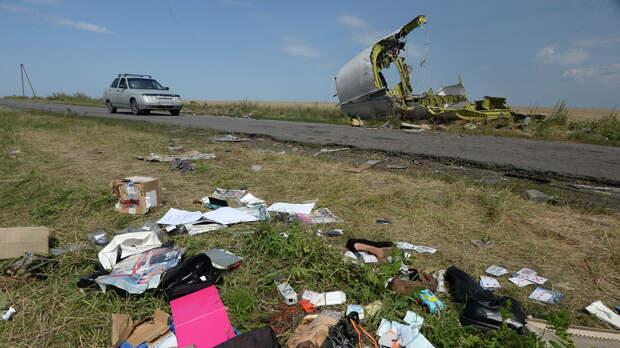 В ДНР почтили память погибших в авиакатастрофе рейса МН17
