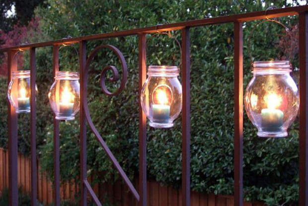 Магия света: освещение сада своими руками