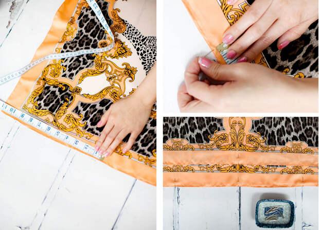 Как сшить красивое платье