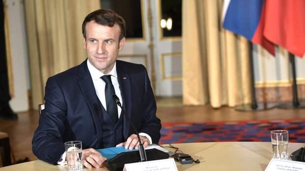 Журналисты объяснили, почему Макрон «увильнул» от переговоров по вступлению Украины в НАТО