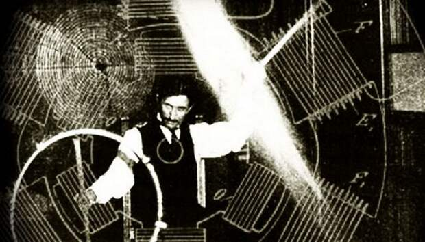 Никола Тесла не был богат, не был знаменит...