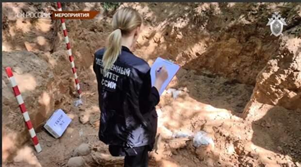 В Севастополе установят памятный знак на месте массового захоронения мирных граждан