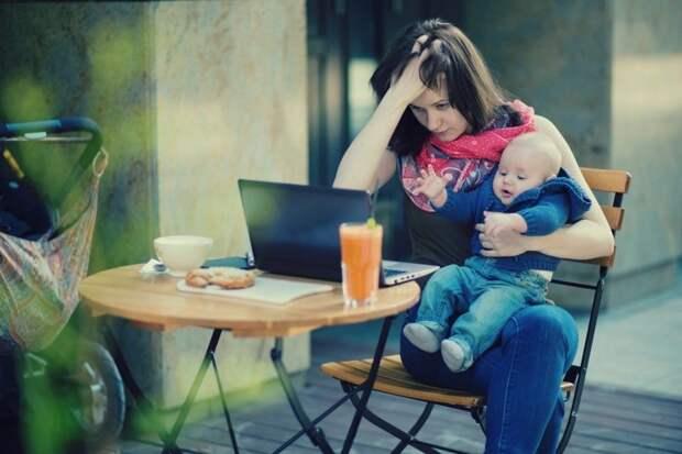 10 простых занятий, которые начнут нравится, когда станешь мамой
