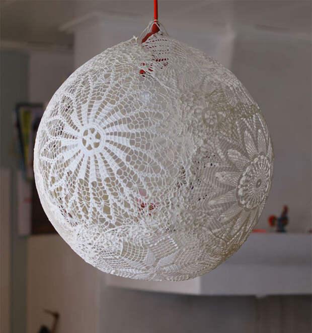 diylamps31 21 идея изготовления светильников и люстр из повседневных предметов