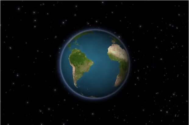 Не смотрите, я не прикрыта! Как будет выглядеть Земля без льдов