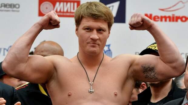 Нокаут в исполнении Поветкина признан лучшим в 2020 году по версии WBC: видео