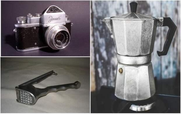 9 бытовых приборов из СССР, которым найдется место в современном доме