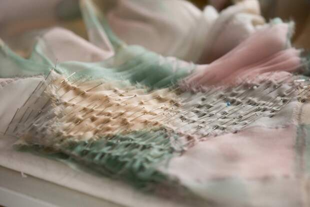Коллекции Christian Dior  2019 - этапы работы