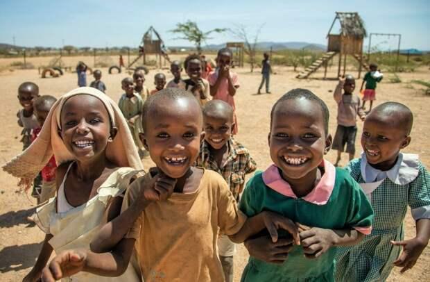Детей в поселении очень много. Фото https://vk.cc/c0V2qy