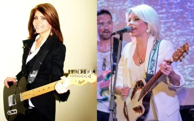 Анастасия Макаревич тогда и сейчас | Фото: showbiz.clutch.ua