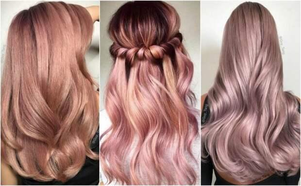 Какое модное окрашивание волос выбирают современные модницы