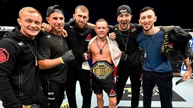 «Повезу пояс UFC по Сибири». Новый русский чемпион Петр Ян стал одним из лучших в мире за два года