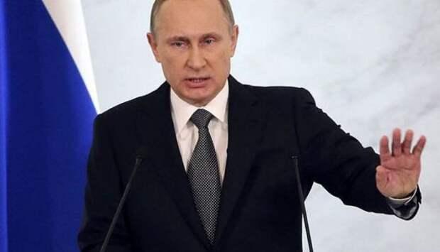 Владимир Путин отверг условия Белого дома для встречи сТрампом | Продолжение проекта «Русская Весна»