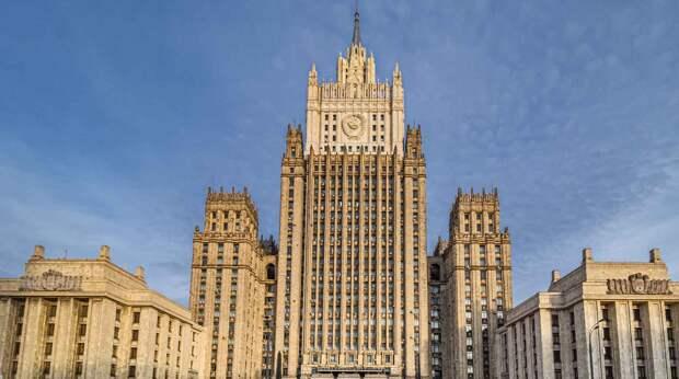 «Получат по носу»: Рябков о российском ответе на провокации в Чёрном море
