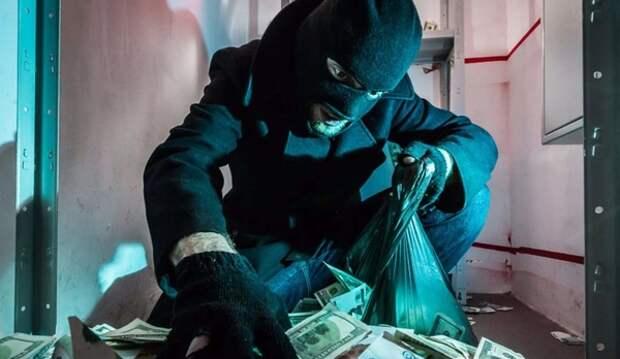 В Петербурге ограбили банк