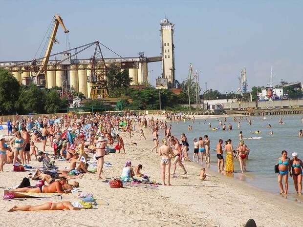 Ейск - курортный уголок России