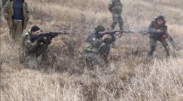 На Донбассе становится жарко