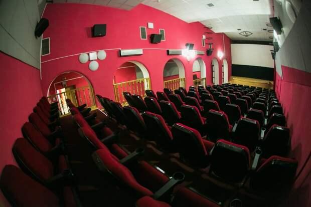 Кинотеатр «Юность». Фото: соцсети