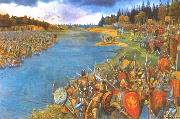 Путин поддержал идею празднования окончания монголо-татарского ига