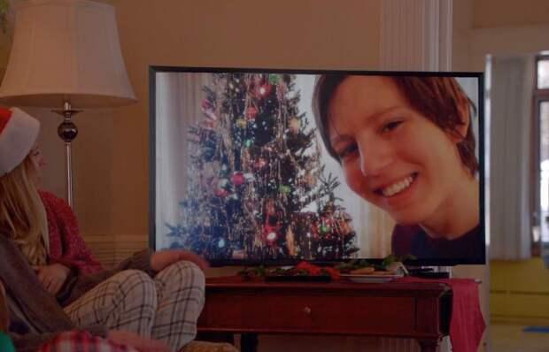 Рождество перевоспитывает даже подростков
