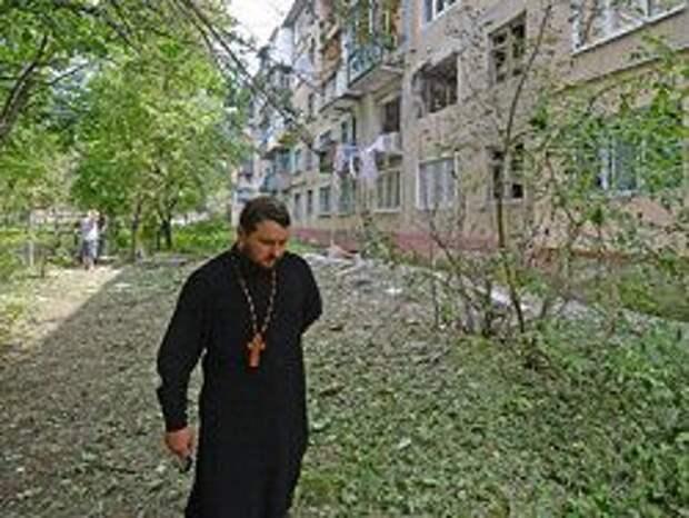 Новость на Newsland: Украинских силовиков обвинили в издевательствах над священниками