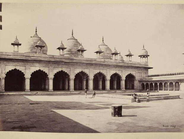 Albom fotografii indiiskoi arhitektury vzgliadov liudei 41