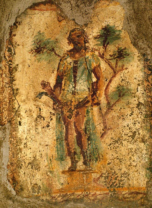 562px-Pompeii_-_Lupanar_-_Priapus.jpg