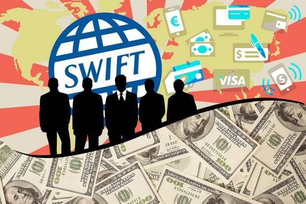В МИДе рассказали, что Россия будет делать в случае отключения от SWIFT