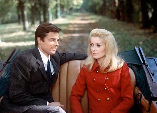 Кадр из фильма «Дневная красавица», 1967 г.