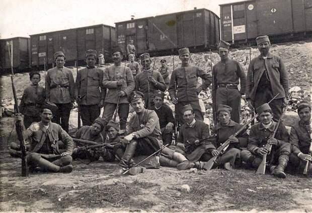 Восстание чехословаков. Как началась Гражданская война в России