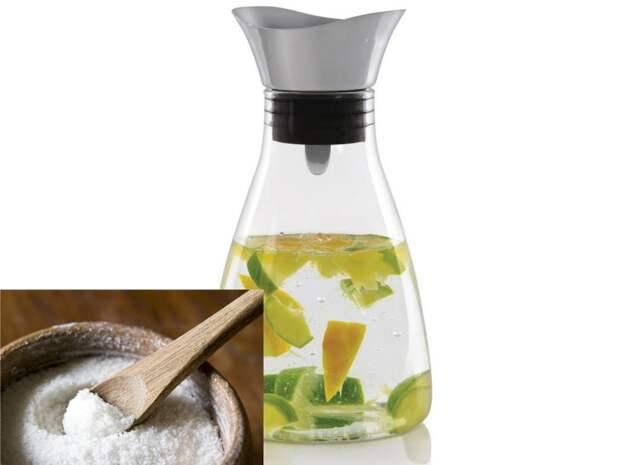 Что может соль. Полезные способы использования соли в быту