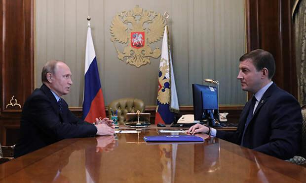 На что нацелил Путин партию «Единая Россия»?