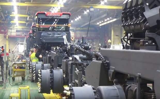 Пора использовать ситуацию для развития собственного промышленного производства