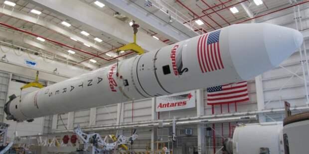 Украина задумала вытеснить Россию из космических проектов США