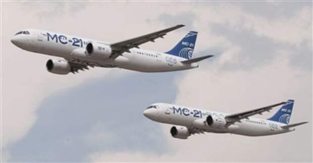 В ближайшее время на трассы выйдет новейший магистральный самолет МС-21 - Путин