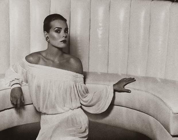 Американская актриса Марго Хемингуэй