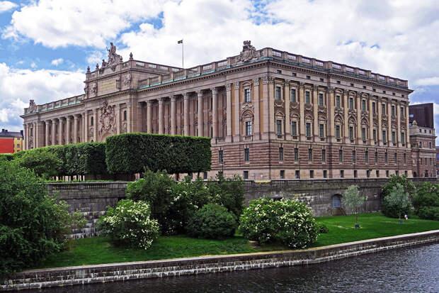 Шведский депутат призвал оказать давление на «российский режим»