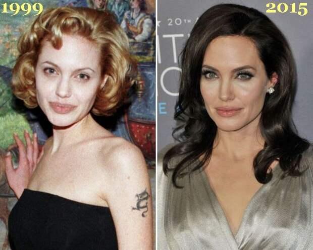Знаменитости, которые в молодости выглядели хуже, чем теперь